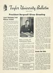 Taylor University Bulletin (October 1951)