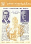 Taylor University Bulletin (October 1952)