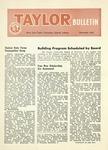 Taylor University Bulletin (November 1955)