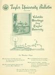 Taylor University Bulletin (December 1951)