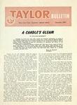 Taylor University Bulletin (December 1955)