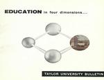 Taylor University Bulletin (December 1960)