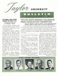 Taylor University Bulletin (March 1962)