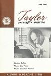 Taylor University Bulletin (June 1960)