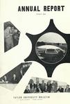 Taylor University Bulletin Annual Report 1957-1958 (September 1958)