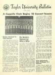 Taylor University Bulletin (January 1952) by Taylor University