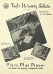 Taylor University Bulletin (March 1952) by Taylor University