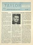 Taylor University Bulletin (April 1955)