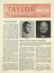 Taylor University Bulletin (May 1955)