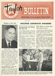 Taylor University Bulletin (May 1957) by Taylor University