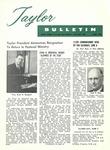 Taylor University Bulletin (June 1959)