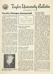 Taylor University Bulletin (July 1954)