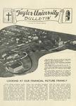 Taylor University Bulletin (January 1948) by Taylor University