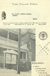 Taylor University Bulletin (January 1951) by Taylor University
