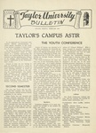Taylor University Bulletin (February 1946)
