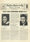 Taylor University Bulletin (March 1943) by Taylor University