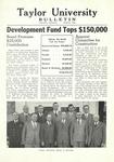Taylor University Bulletin (March 1949) by Taylor University