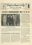 Taylor University Bulletin (April 1942) by Taylor University