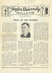 Taylor University Bulletin (May 1941) by Taylor University