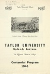 Taylor University Bulletin (June 1940) by Taylor University
