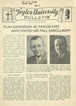 Taylor University Bulletin (June 1948)