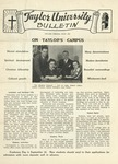Taylor University Bulletin (July 1941) by Taylor University