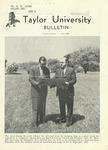 Taylor University Bulletin (July 1949) by Taylor University