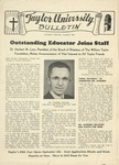 Taylor University Bulletin (August 1944)