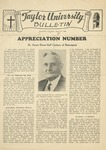 Taylor University Bulletin (August 1945)