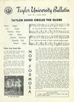 Taylor University Bulletin (August 1952)