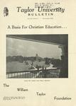Taylor University Bulletin (September 1948) by Taylor University