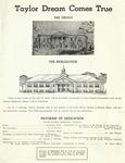 Taylor University Bulletin (September 1950) by Taylor University