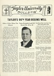Taylor University Bulletin (October 1941) by Taylor University