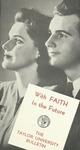 Taylor University Bulletin (October 1949)