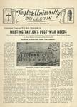 Taylor University Bulletin (November 1944)