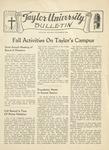 Taylor University Bulletin (November 1945)