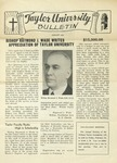 Taylor University Bulletin (January 1939) by Taylor University