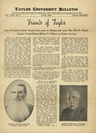 Taylor University Bulletin (April 1937) by Taylor University