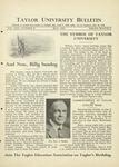 Taylor University Bulletin (May 1930)
