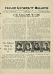 Taylor University Bulletin (June 1929)