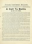 Taylor University Bulletin (July 1933)