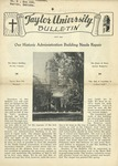 Taylor University Bulletin (July 1939) by Taylor University