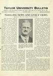 Taylor University Bulletin (August 1929)