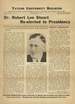 Taylor University Bulletin (November 1937)
