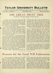 Taylor University Bulletin (December 1929)