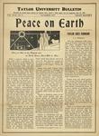Taylor University Bulletin (December 1937)