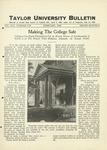 Taylor University Bulletin (February 1928) by Taylor University