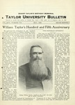 Taylor University Bulletin (May 1926) by Taylor University