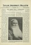 Taylor University Bulletin (Decembers 1927)