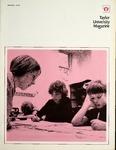 Taylor University Magazine (Spring 1973) by Taylor University